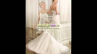Luxurious Mermaid Bridal Gowns For 2012. 117