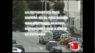 preview picture of video 'Turre El Paseo de la Avenida de Almeria y la Via Peatonal Provisional Izquierda Unida 2 de 2.flv'