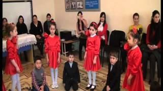 preview picture of video 'Ismayilli 3 sayli bagchada  novruz shenliyi  2015 mart'