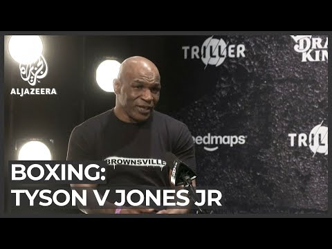 Tyson v Jones Jr: Former champions weigh in for exhibition fight