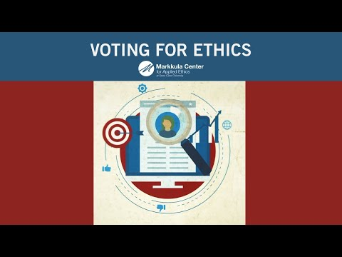 Voting for Ethics