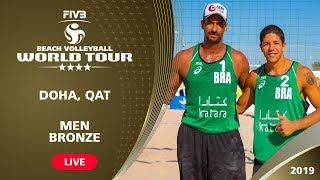 Doha 4-Star 2019 - Men Bronze - Beach Volleyball World Tour