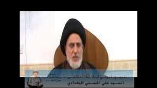 السيد علي البغدادي – ولاية الفقيه وتشكيل الحكومة الأسلامية الجزء الأول – 2014