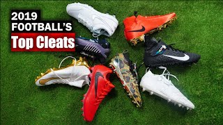 🔥 Top 5 Football CLEATS 2019-2020