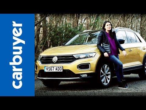 Volkswagen T-Roc SUV 2018 review – Carbuyer