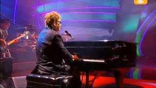 Elton John, Daniel, Festival De Viña 2013