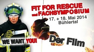 preview picture of video 'Fit for Rescue 2014 in Bühlertal - Mehliskopf / Feuerwehr Training ganz anders'