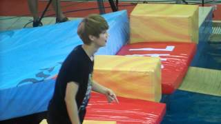 [fancam] 120625 EXO-M at Go All Out (Luhan,Running on Water)