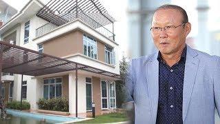 Choa'ng với Ngôi nhà gia đình HLV Park Hang Seo đang sô'ng tại Việt Nam - TIN TỨC 24H TV