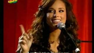 "Alicia Keys ""Live"" in Madrid - If I Ain't Got You"