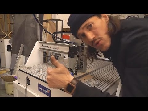 Milling with the AceroDURO prototype