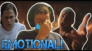 Disturbed - The Light Reaction (I Teared Up)