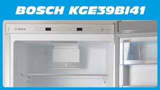 BOSCH KGE39BI41 (Kühl-Gefrier-Kombi) Unboxing & Kurzreview