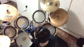 "Evergrey ""Solitude Within"" Drum Cover"