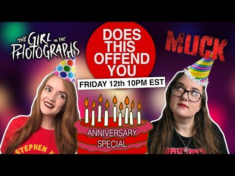 DTOY | EP13 ONE YEAR ANNIVERSARY - Muck & The Girl In the Photographs