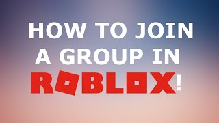 How To Create A Group On Roblox Mobile 2020 How To Accept Group Requests On Roblox