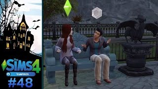 The Sims 4 - Desafio da Viúva Negra Vampira #48 - A chegada de JACOB BLACK