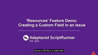 ScriptRunner for Jira | Display info from database in Jira custom fields using ScriptRunner