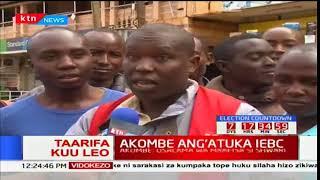 Wakazi kaunti ya Kisii watoa kauli yao kuhusiana na kujiuzulu kwa kamishina Akombe