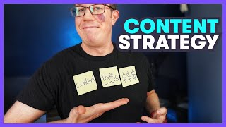 My 2020 BLOG CONTENT STRATEGY - Do this for focus and traffic