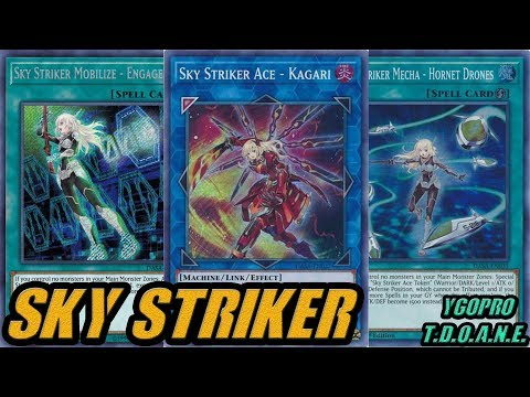 Download Ygopro Sky Striker Kaina Deck 2018 New Support Video 3GP