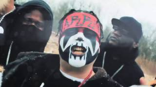 PSYCHOPATHIC RECORDS ANYBODY KILLA HOSTS UNDERGROUND HUSTLIN 61!