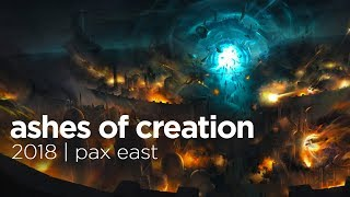 My Problem With Ashes of Creation - 2018 Pax East