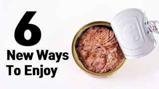 6 Easy Canned Tuna Recipes Tuna Hack