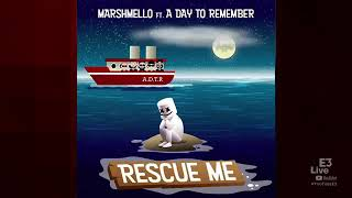 Marshmello Ft. A Day To Remember   Rescue Me (Preview) JOYTIME III