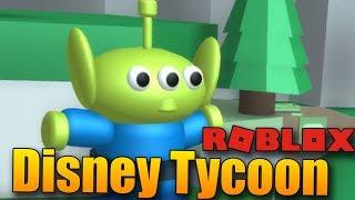 Stavím si svůj TOY STORY baráček!😍❤  | ROBLOX: Disney Tycoon