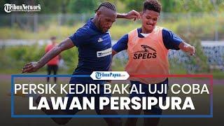 Persik Bakal Uji Coba Lawan Persipura Jayapura, Joko Susilo: Itu akan Bantu Persiapan Kami di Liga 1