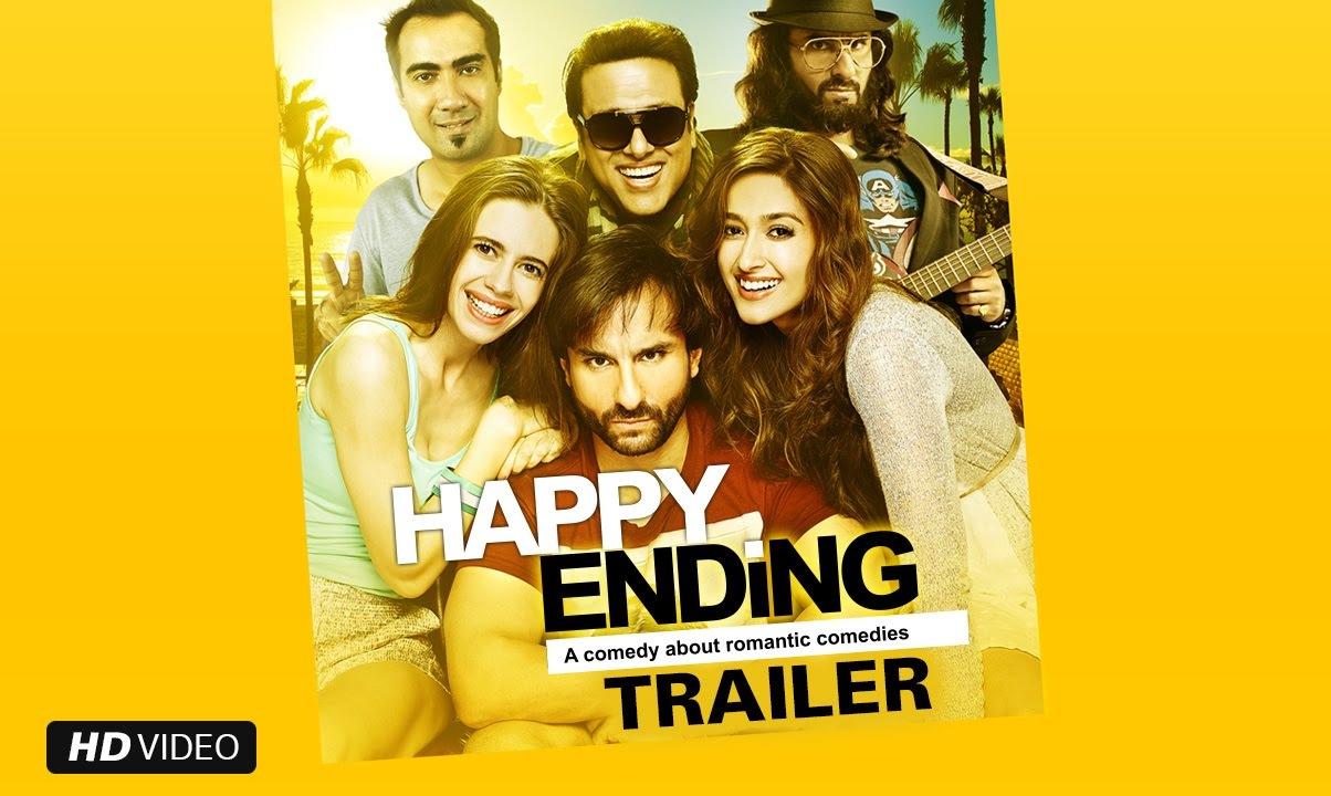 Video trailer för Happy Ending (Uncut Official Trailer) | Saif Ali Khan, Ileana D'Cruz, Govinda & Kalki