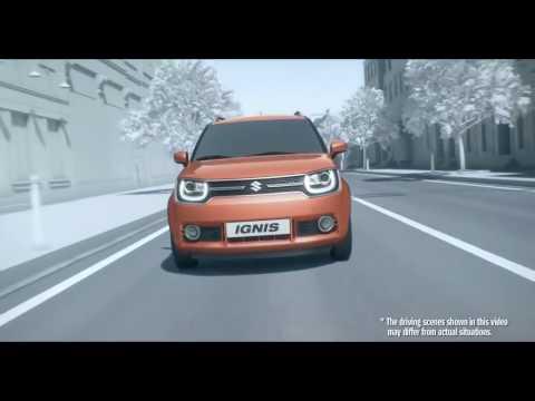 2017 Maruti Suzuki Ignis Official Video