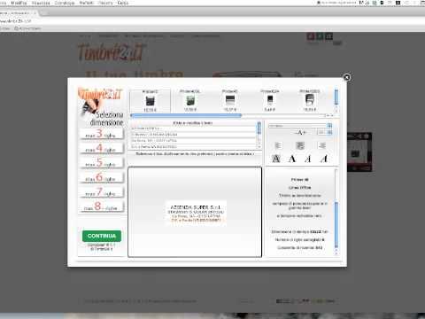 Come creare un timbro fai da te con Composer di Timbri24.it