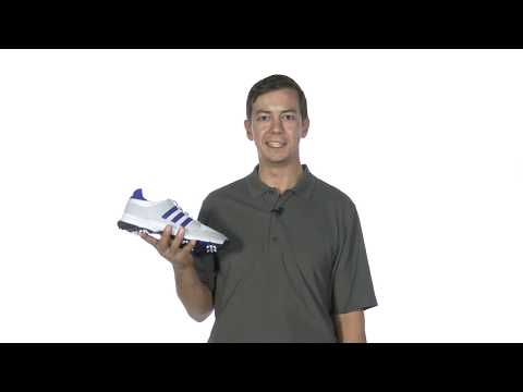 adidas Mens Tech Response Golf Shoes with TGW