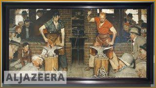 US: Judge halts Berkshire museum's sale of Rockwell art