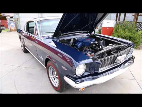 Video of '66 Ford Mustang located in Lenoir City Tennessee - LDLT