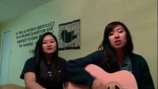 """""""Amazing Love"""" - Chris Tomlin - Angela and Linh (cover)"""