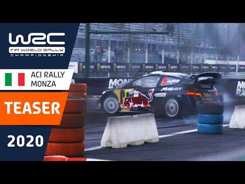 WRC ラリー・モンツァ のティザー動画