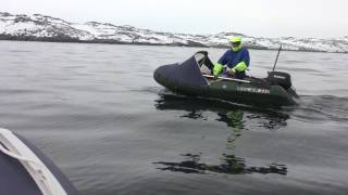 Правила рыбалки в баренцевом море