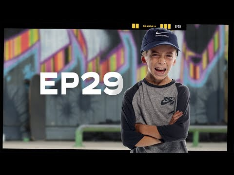 Bloopers & Outtakes - EP29 - Camp Woodward Season 9