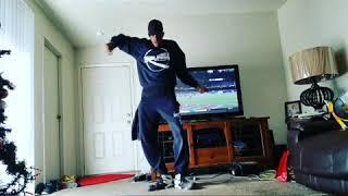 Chris Brown - Yoppa  (freestyle krump)