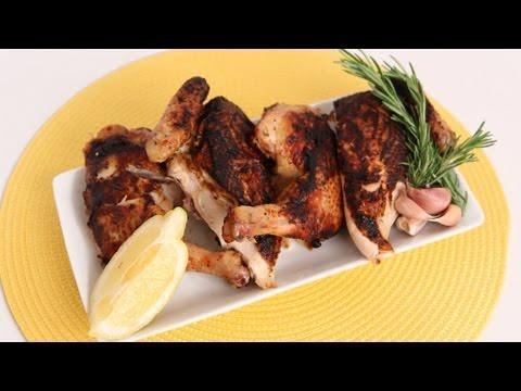 Chicken Under a Brick Recipe – Laura Vitale – Laura in the Kitchen Episode 598