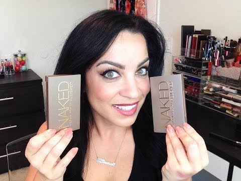 Naked Flushed Palette by Urban Decay #4