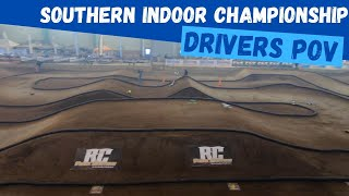Driver's FPV at Southern Indoor Championship RC Car Racing