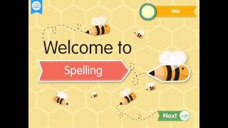 LessonBuzz Level 3 Demo - Spelling US