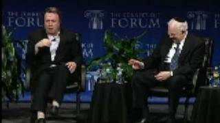 Christopher Hitchens Goes After Rabbi Harold Kushner re: Circumcision