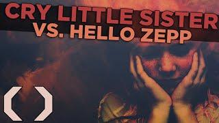 Celldweller - Cry Little Sister vs. Hello Zepp