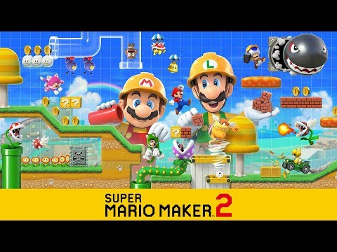 Super Mario Maker 2 (Switch) Playing Viewer Levels #20 - Queue Open