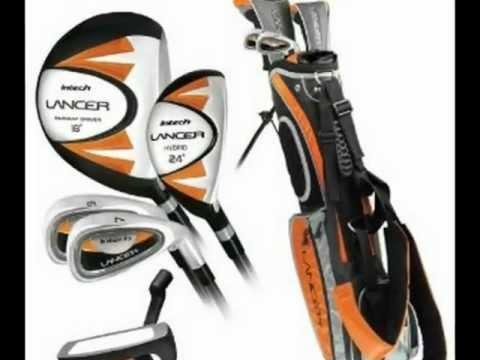 Bargain Intech Lancer Junior Golf Set - (Right-Handed) For Sale